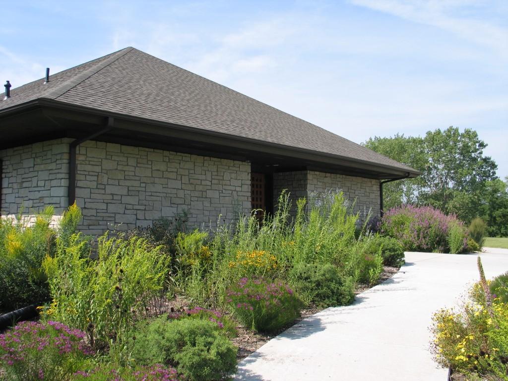 Landscape Design Principle Lines Dyck Arboretum