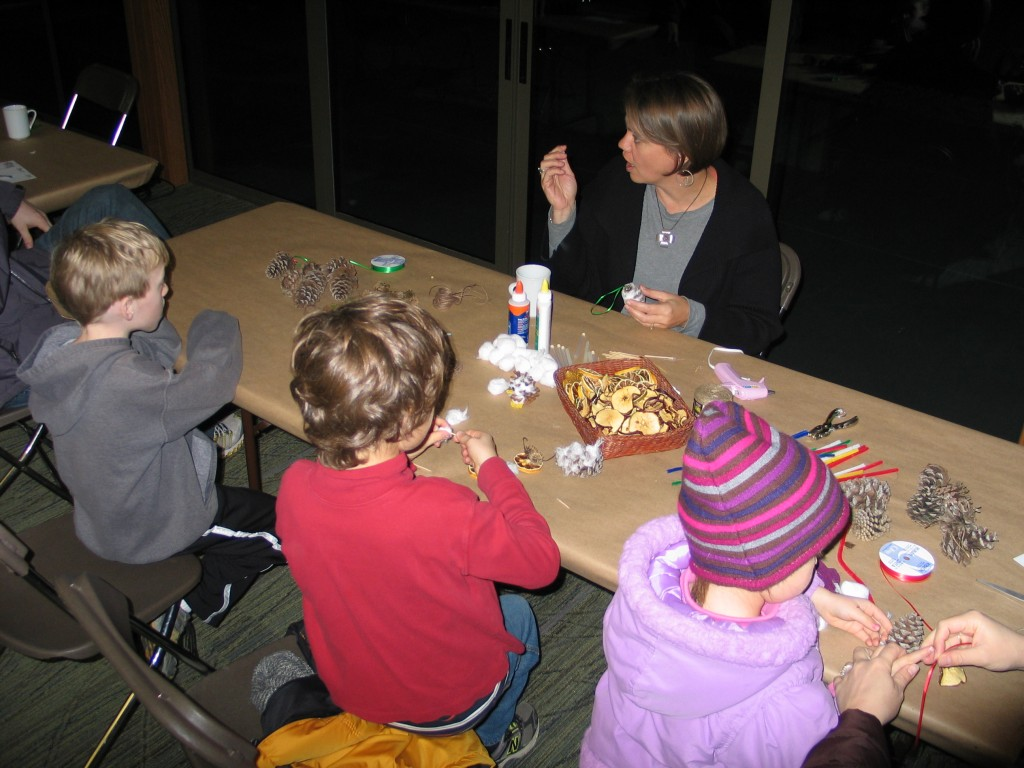 Crafts at Luminary Walk