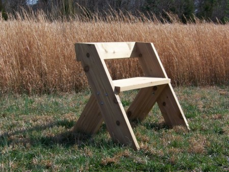 Bye By Log Looking For Aldo Leopold Garden Bench Plans