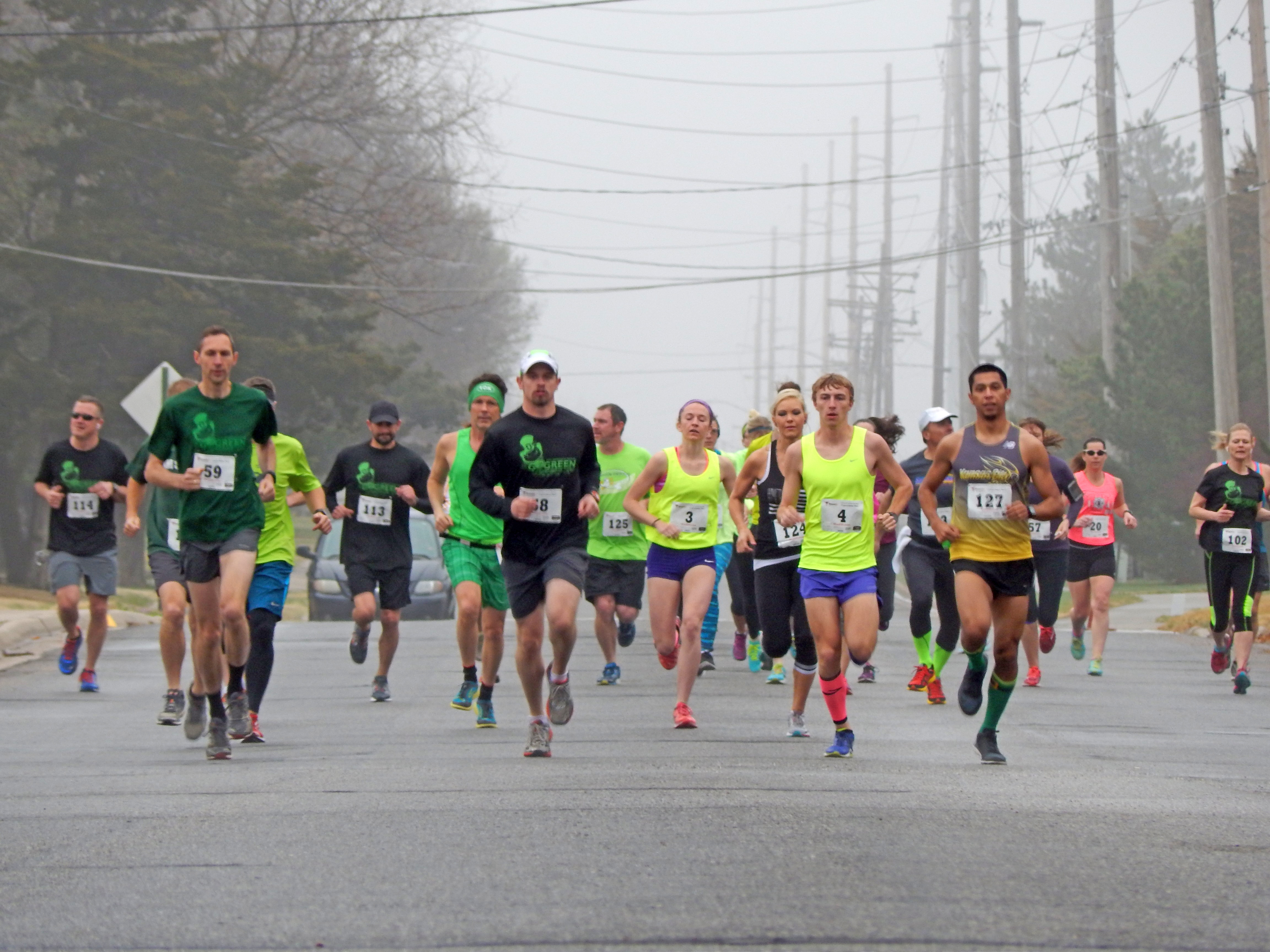 Leprechaun Run 2018: 2 Mile Fun Run/Walk & 10K Race