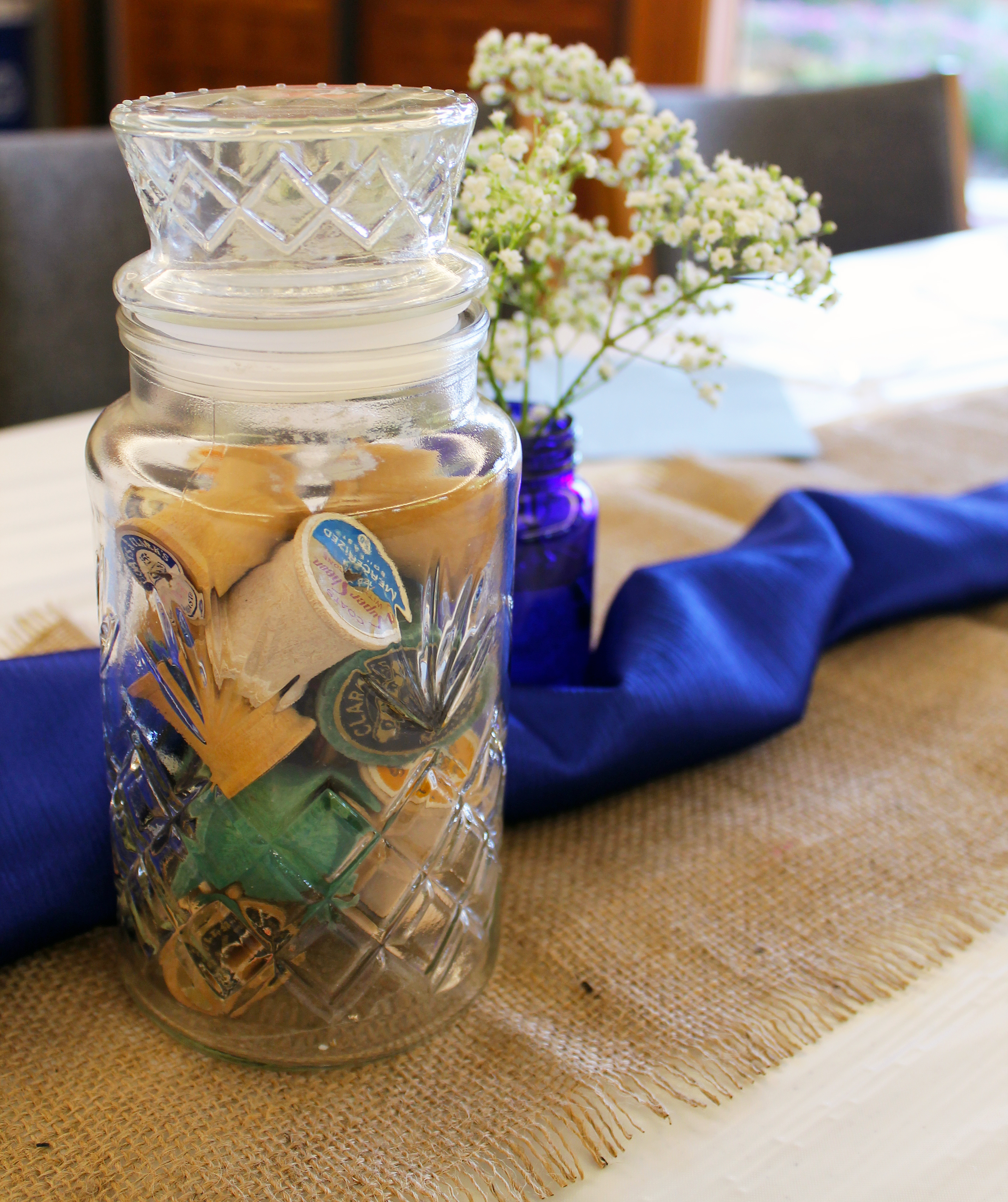 table Archives: runner wedding decorations alternatives repurposed  Tag