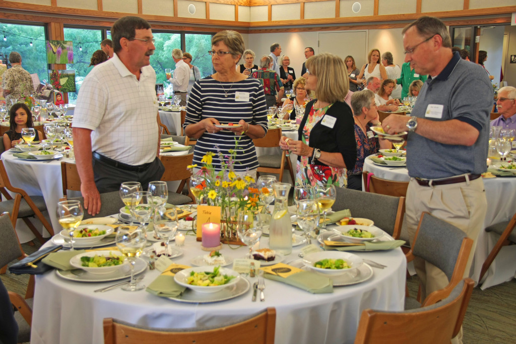 Summer Soirée June 2015 at Dyck Arboretum
