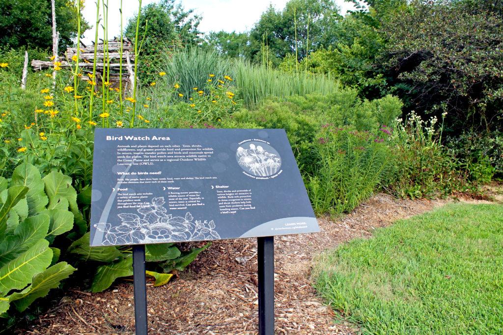 Native Plant School: Birdscaping