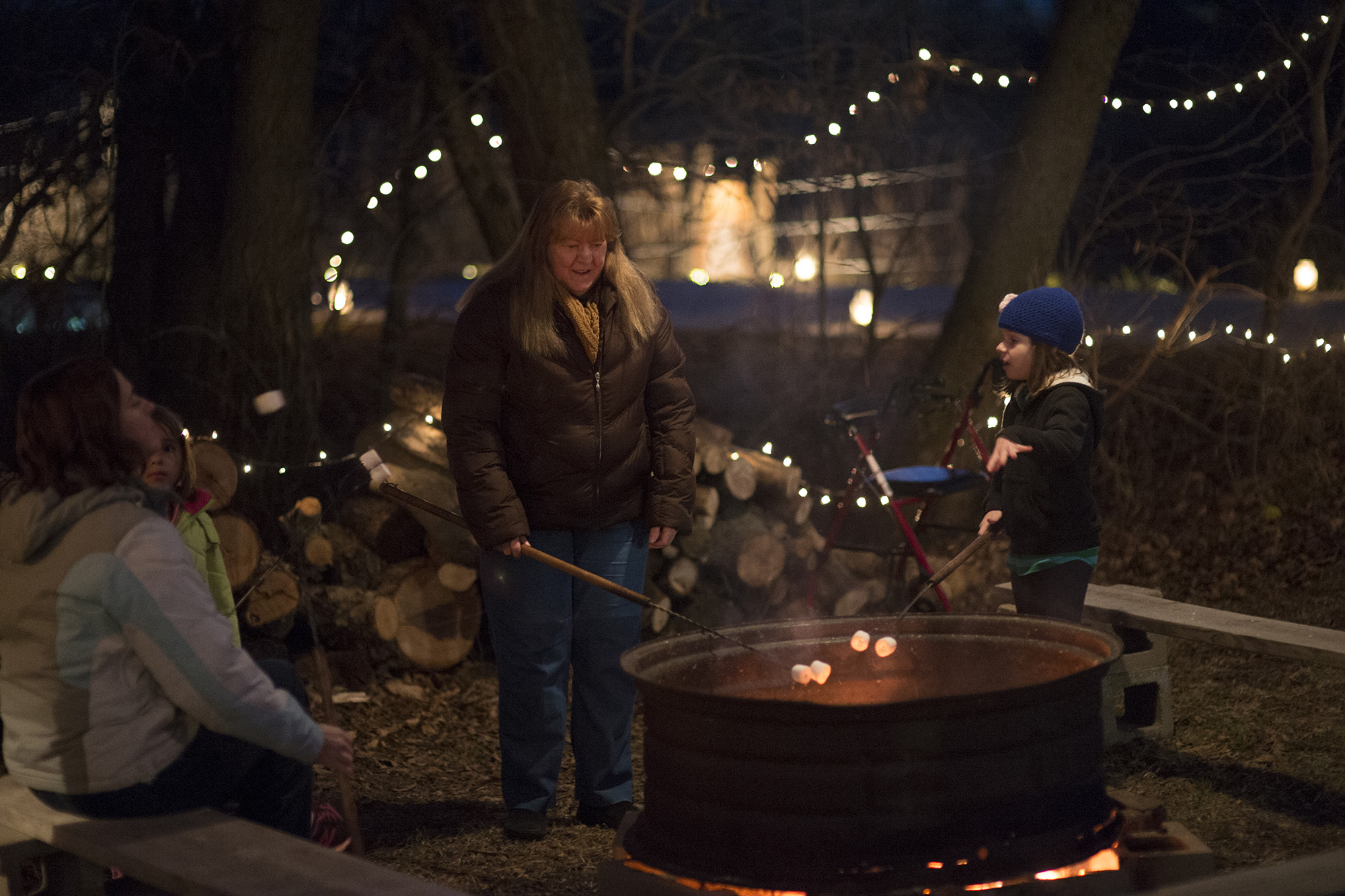 Winter Luminary Walk: Thanksgiving Weekend