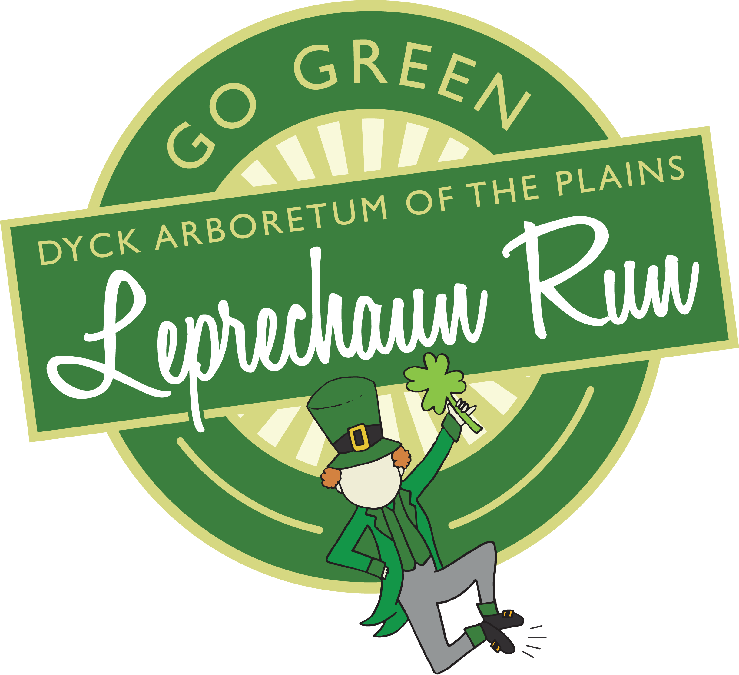 Go Green Leprechaun Run 2019