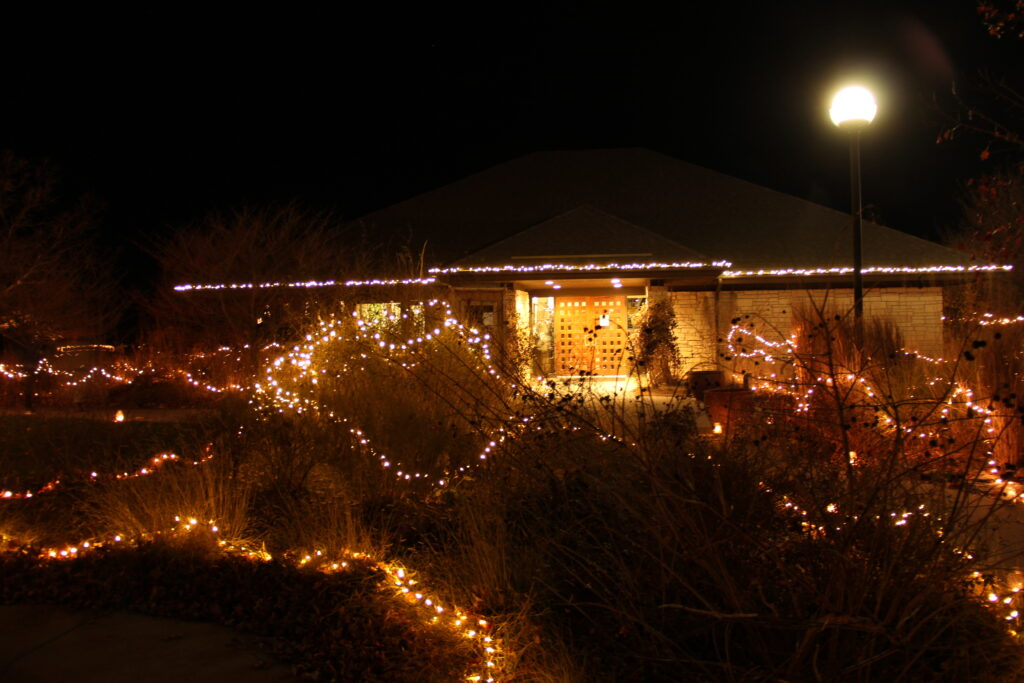 Winter Luminary Walk: Closing Weekend