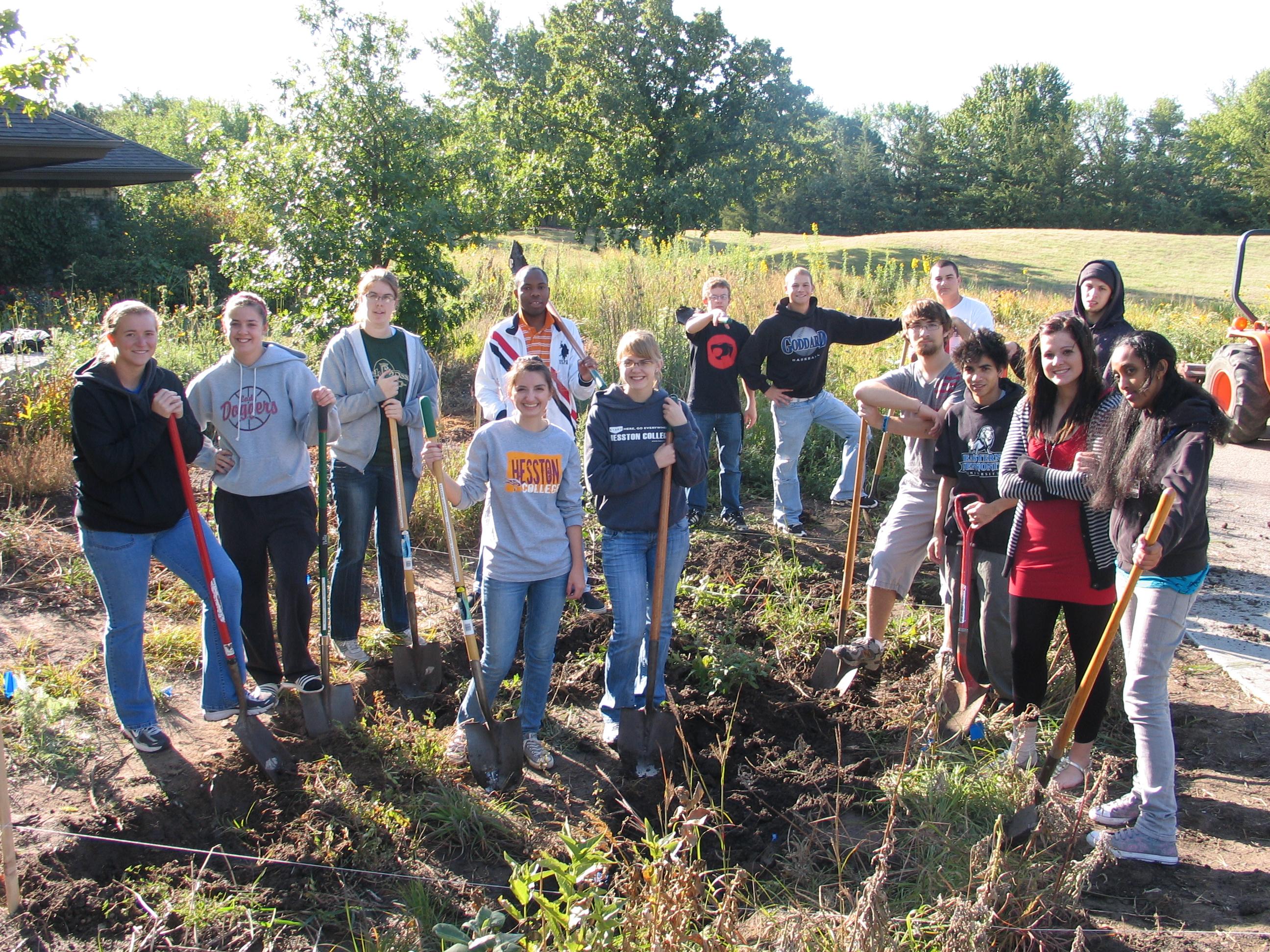 Native Plant School: Rain Gardens 101